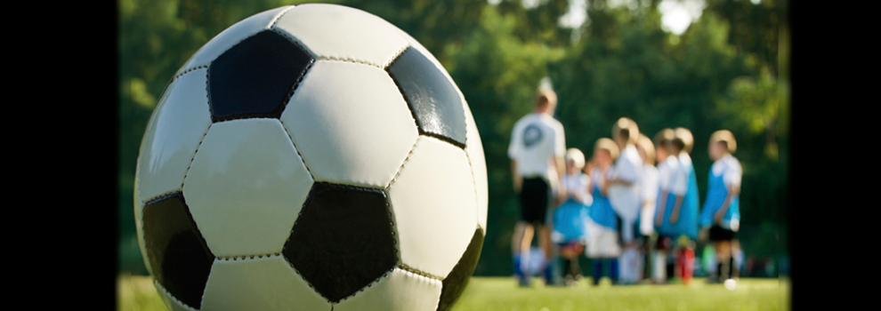 Soccer Page Banner